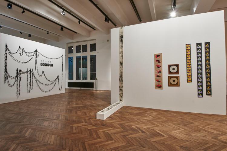 34 Ausstellungsansicht, 2015