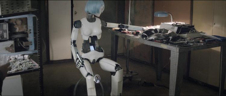 film still 1, Automata, Gabe Ibanez, 2014