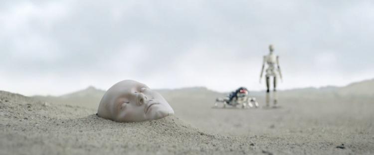 film still 2, Automata, Gabe Ibanez, 2014