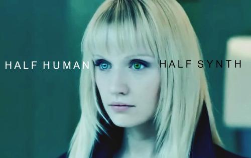 poster, Humans, Sam Vincent & Jonathan Brackley, 2015